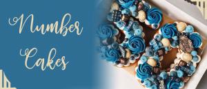 Number Cake : Deliciosos e com muito estilo