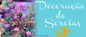 Festa Sereia: Decorações Inspiradoras